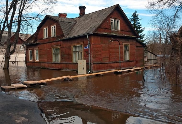 Flooded House with Flood Insurance for Laconia, NH